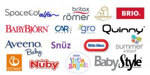 Brands I've worked with include: SpaceCot, Britax, Cuddledry, Brio, Babybjorn, Car Shades, Gro, Quinny, Aveeno Baby, Snuz, Little Tikes, Nuby, Summer Infant, BabyStyle, Stokke, Asda Little Angels and many more!