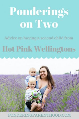 Katy shares her experiences and tips on raising two boys with a three year age gap.