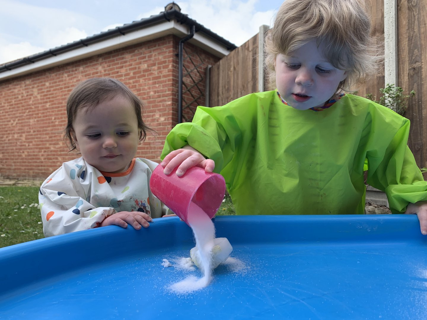 Investigating Melting EYFS Activity