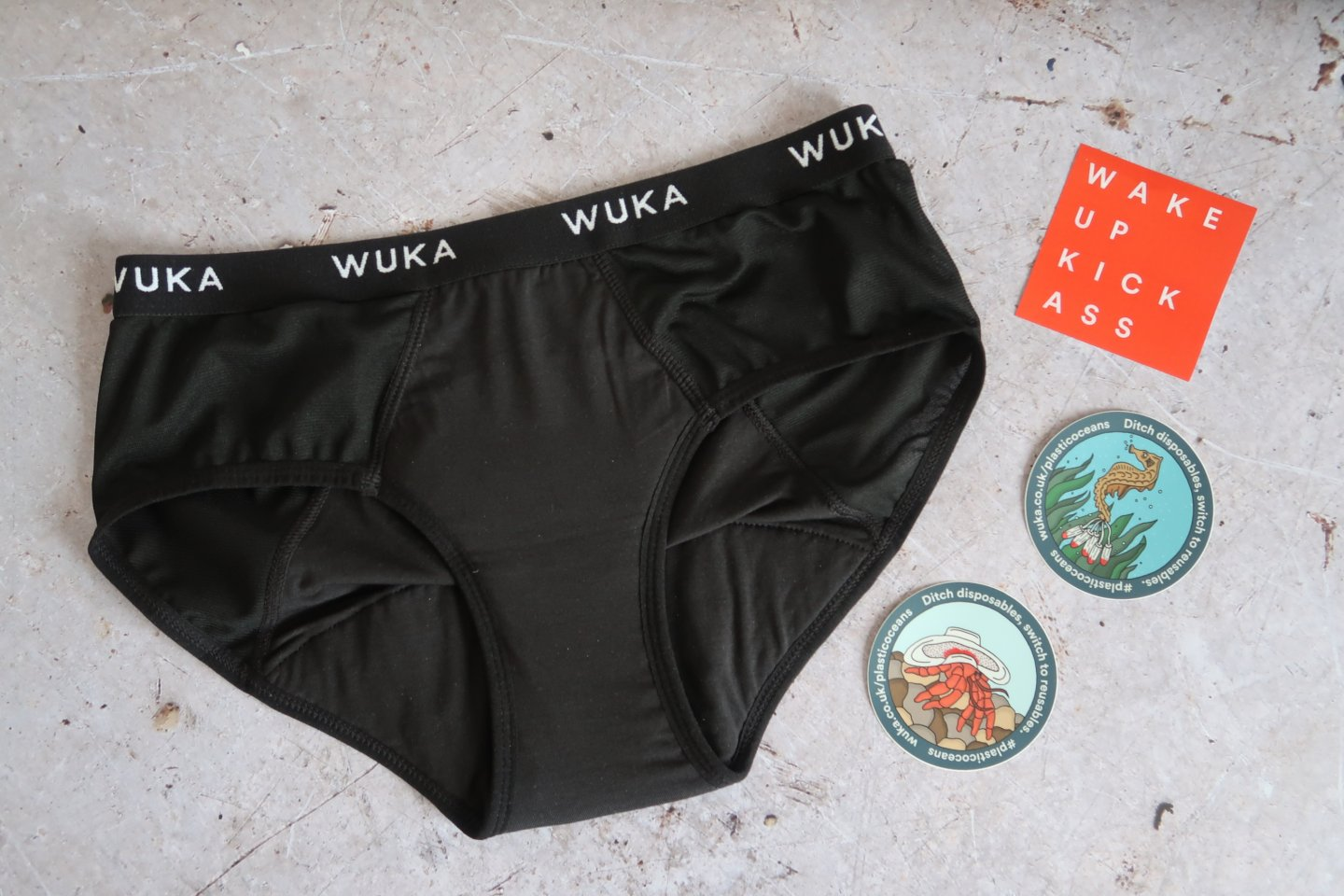 Wuka period pants review.